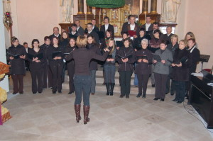 Kirchenchor2008